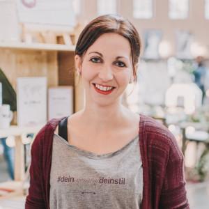 Maria, Designerin bei marygoesround.de